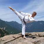 Grand Master Roy Bushman, 8th Dan Black Belt, Traditional Song Moo Kwan Tae Kwon Do since 1972