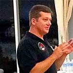 Master Paul Korchak of the Cincinnati Tae Kwon Do Center, Song Moo Kwan United