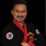 Grand Master Hee Kwan Lee of the Global Hapkido Association, Michigan