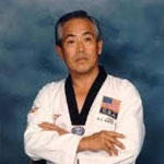 Supreme Grand Master KyongwonAhn, 9th Dan Kukkiwon/WTF and founder of the United Tae Kwon Do Assoc